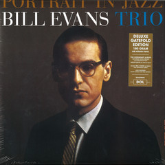 bill evans PORTRAIT IN JAZZ