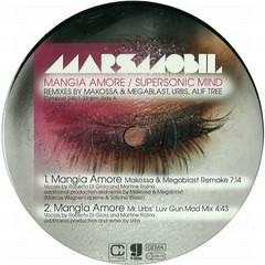 Marsmobil - Mangia Amore / Compost Records CPT245-1 - Vinyl