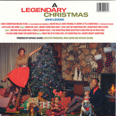 John Legend A Legendary Christmas Sony Uk 19075904581 Vinyl