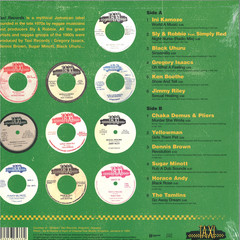 Various Artists - Sly & Robbie Presents Reggae Masterpieces