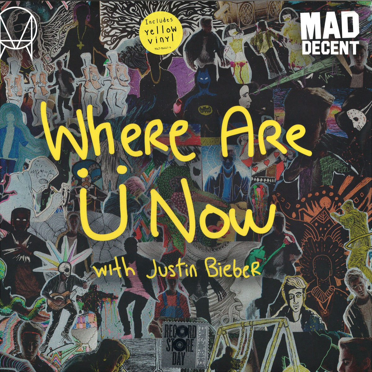 Skrillex & Diplo Feat. Justin Bieber - Where Are You Now
