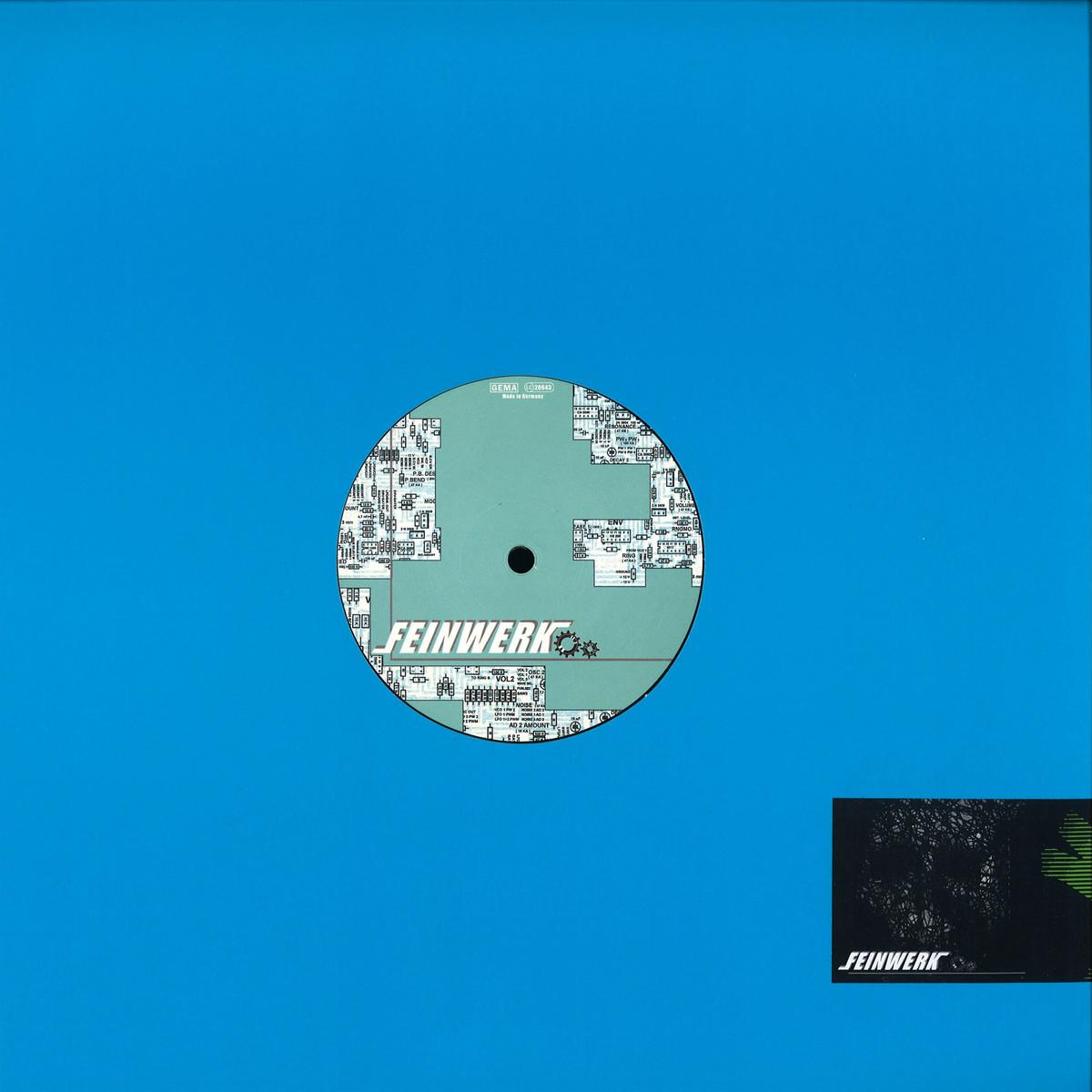Tobias Schmidt Dave Tarrida Endless Meaninglessness Feinwerk Voucher Whatsapp Blast Records Feinwerkltd02 Vinyl