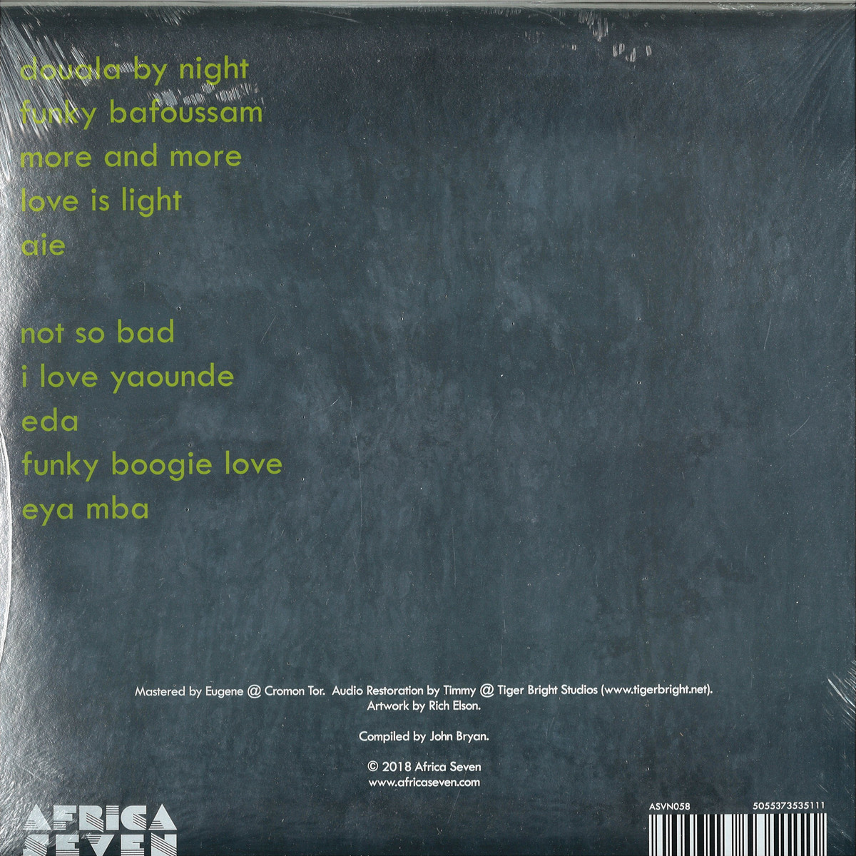 deejay de - Africa Seven