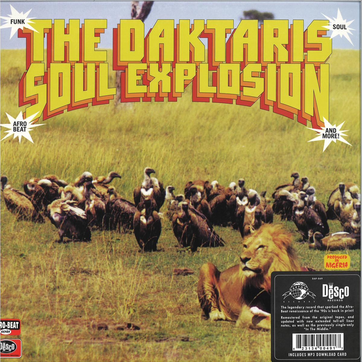 deejay de - Daptone Records