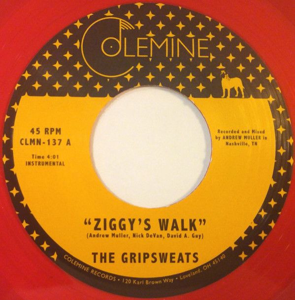 The Gripsweats Ziggy S Walk B W Alpha Dog Colemine