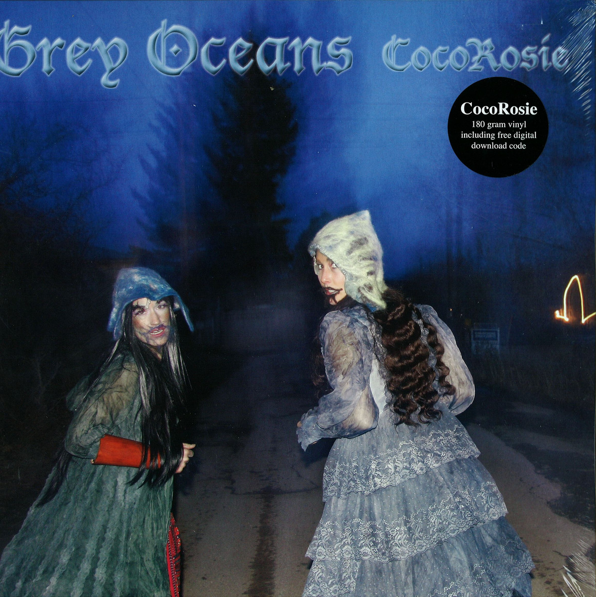 Cocorosie Grey Oceans Lp Mp3 Souterrain