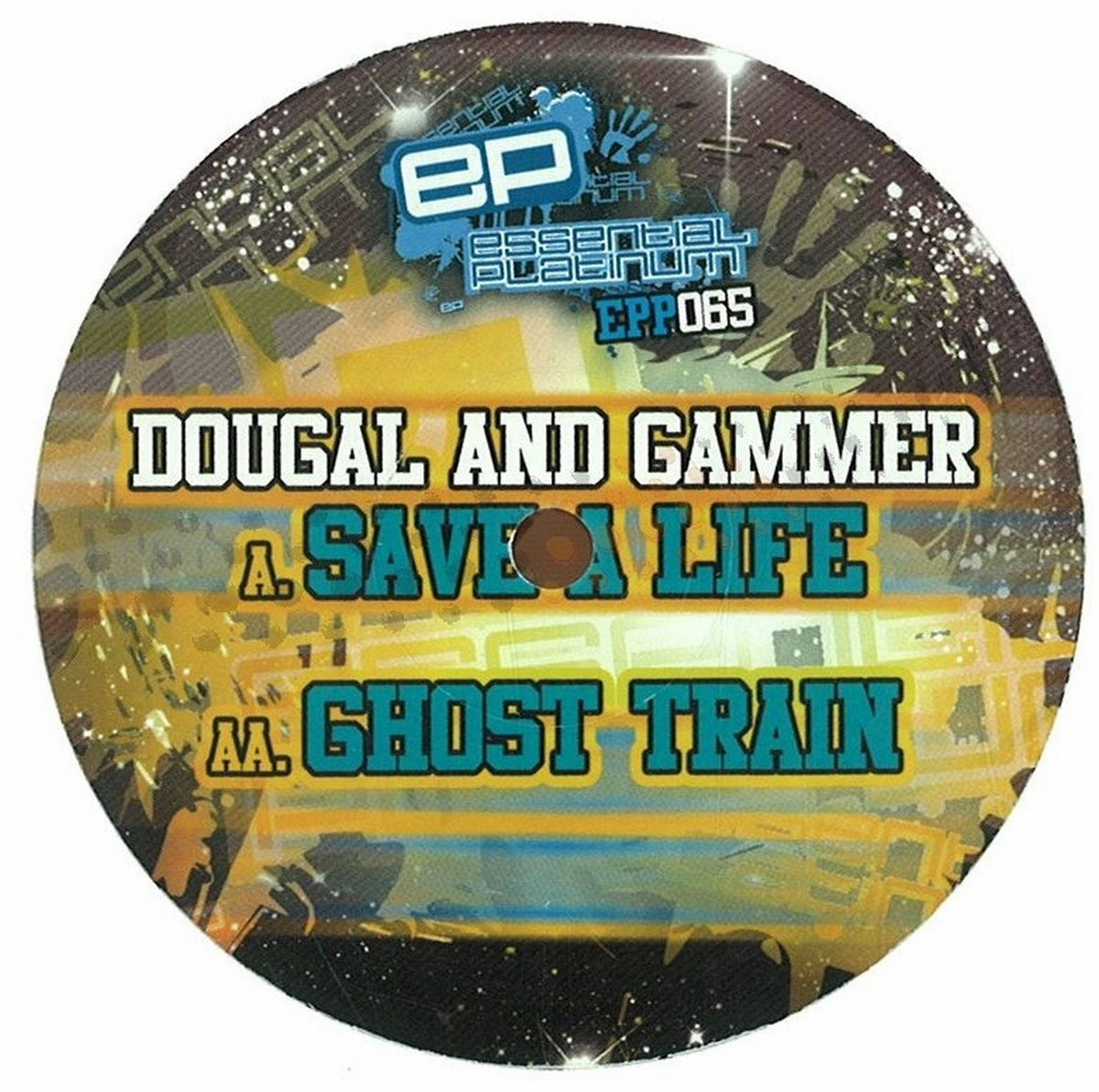 Dougal & Gammer* Dougal And Gammer - Every Heartbeat / 2 Turntables