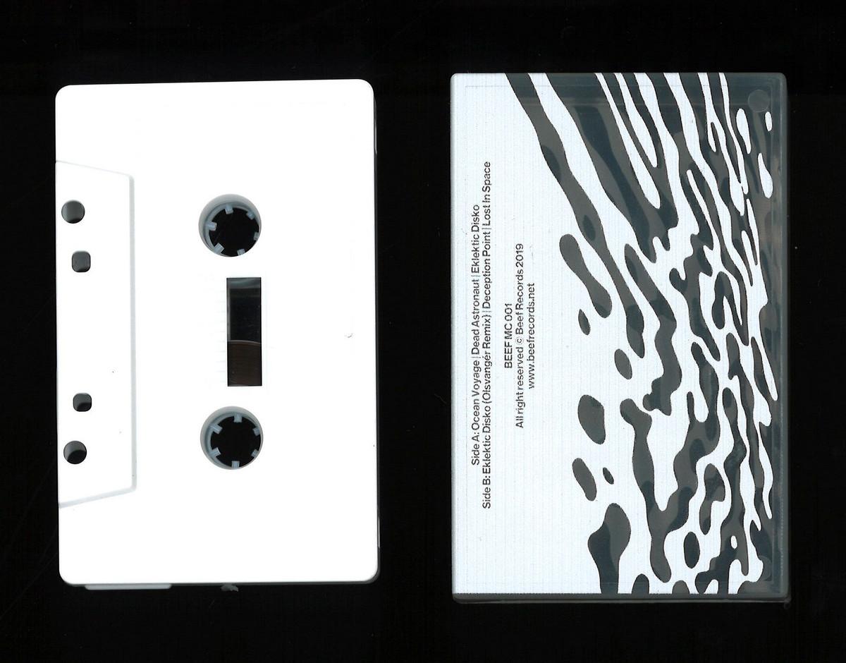 Marco Lazovic - Ocean Voyage / Beef Records BEEFMC001 - Cassette