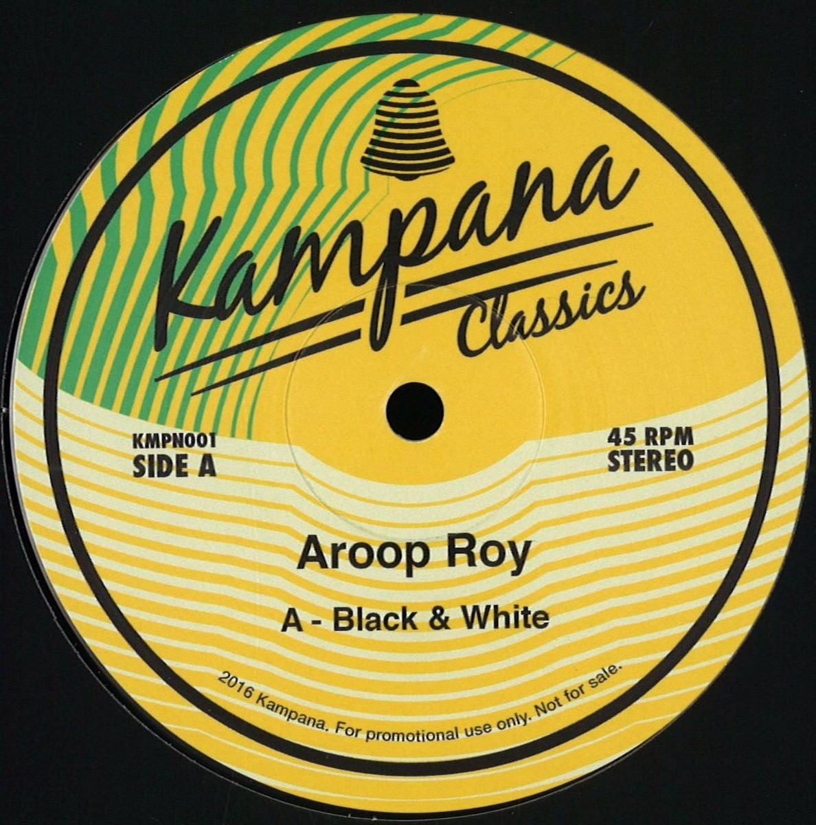 Aroop Roy Classics Kampana Kmpn001 Vinyl