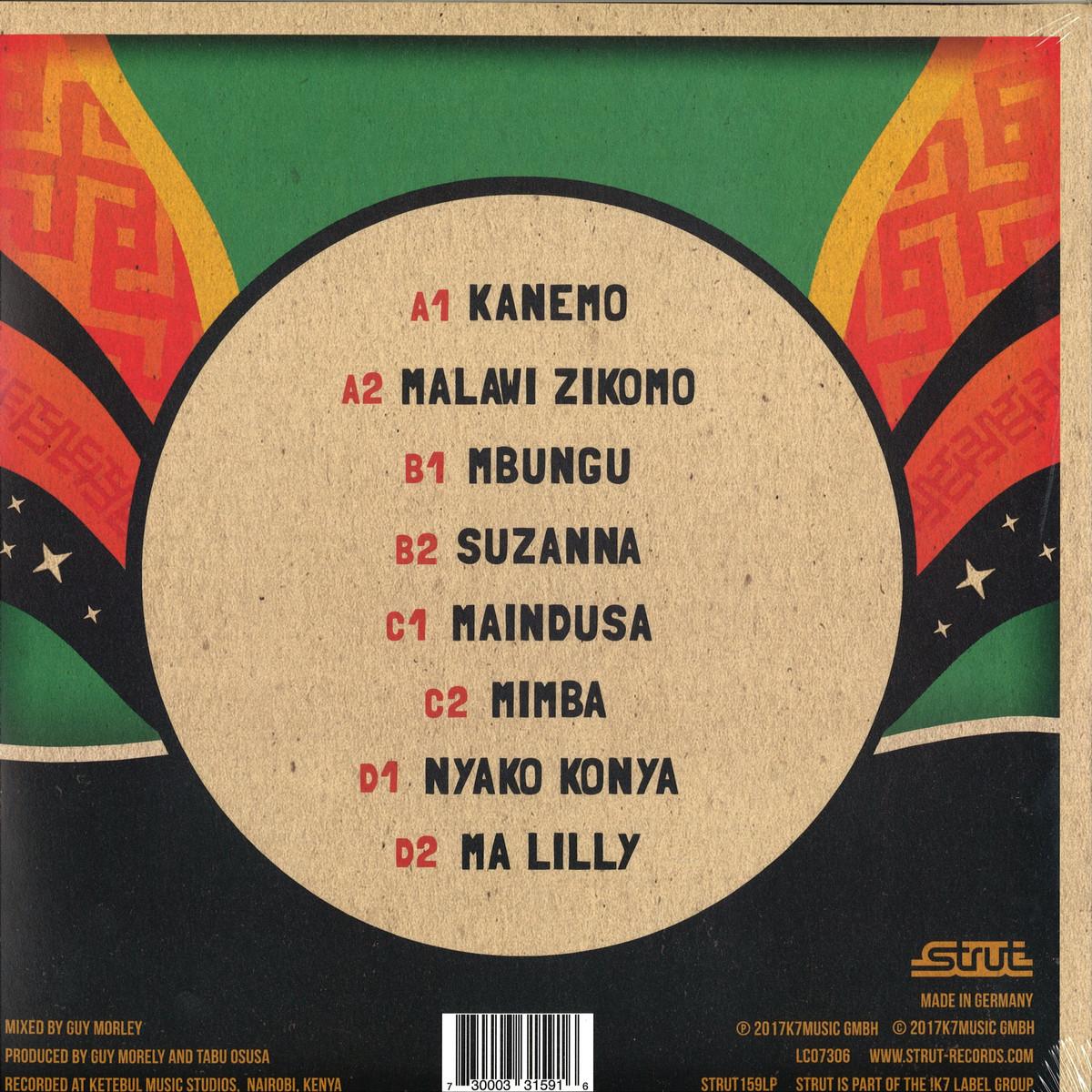 deejay de - Strut Records
