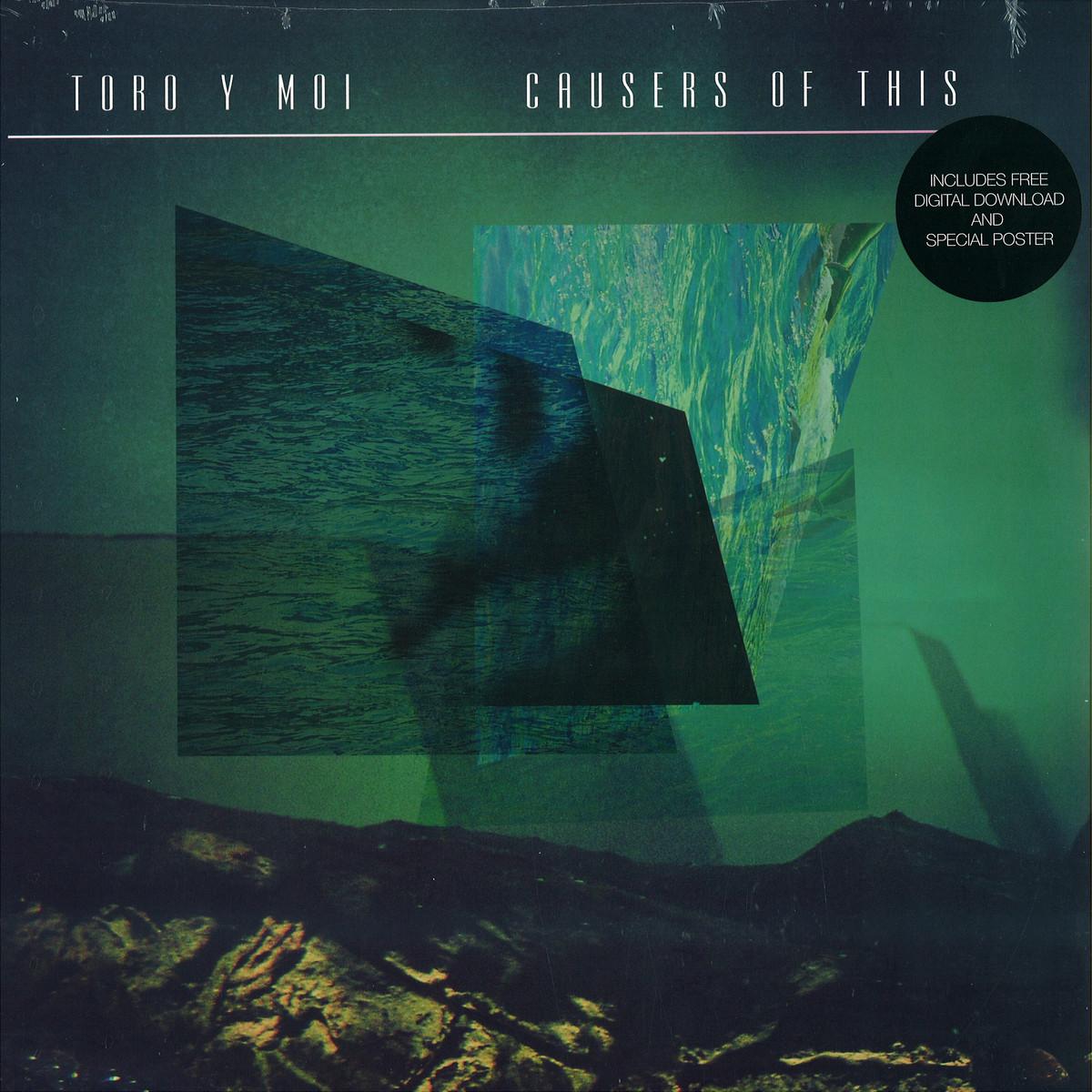 Toro Y Moi Causers Of This Lp Carpark Records Cak052