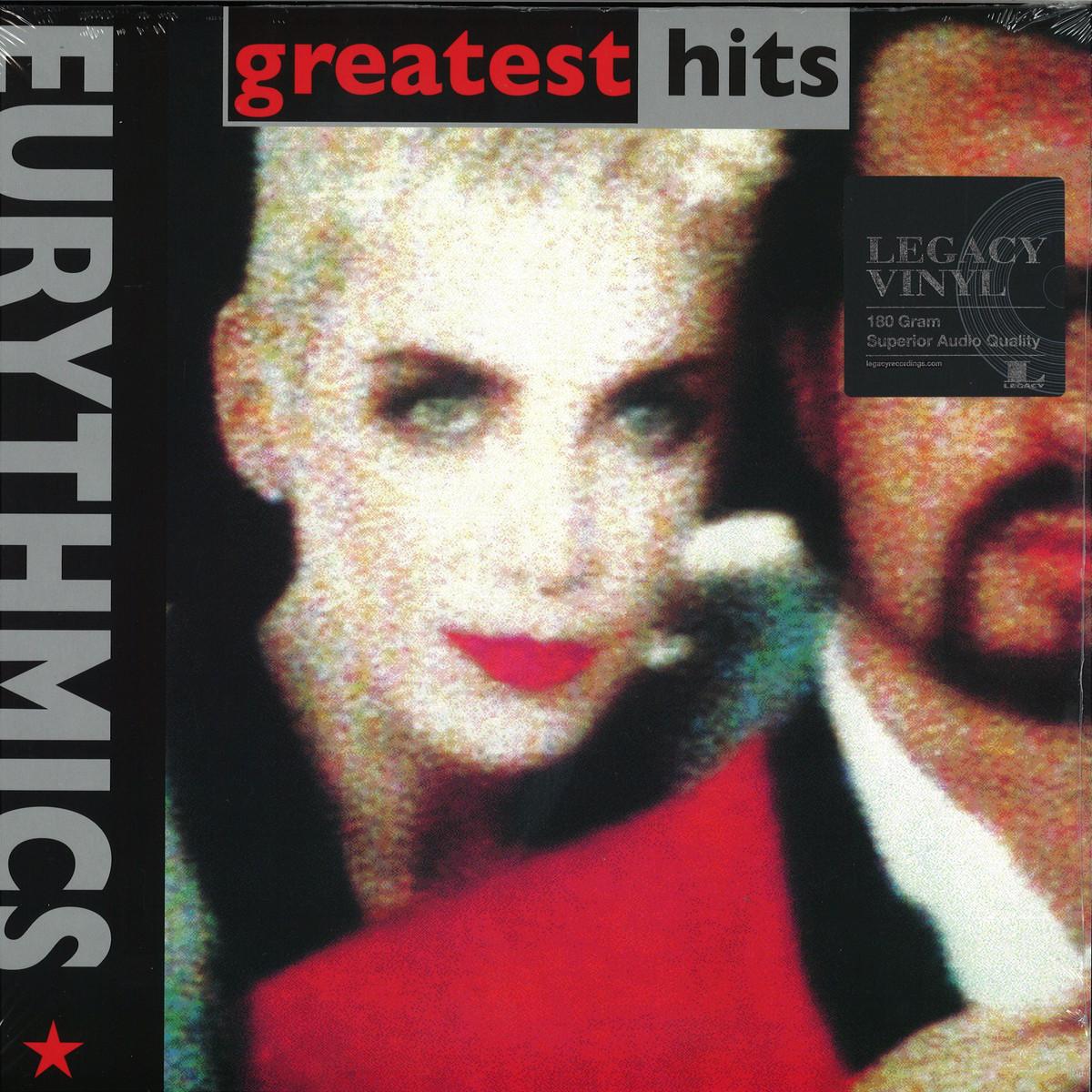 Eurythmics Greatest Hits Sony Uk 88985370421 Vinyl