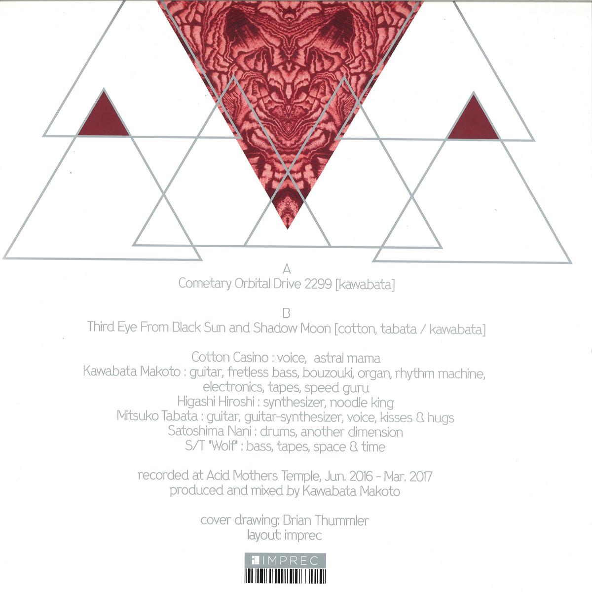 Acid Mothers Temple & The Melting Paraiso UFO - Hallelujah Mystic