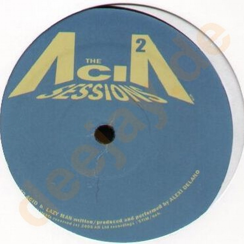Alexi Delano - The Acid Sessions 2
