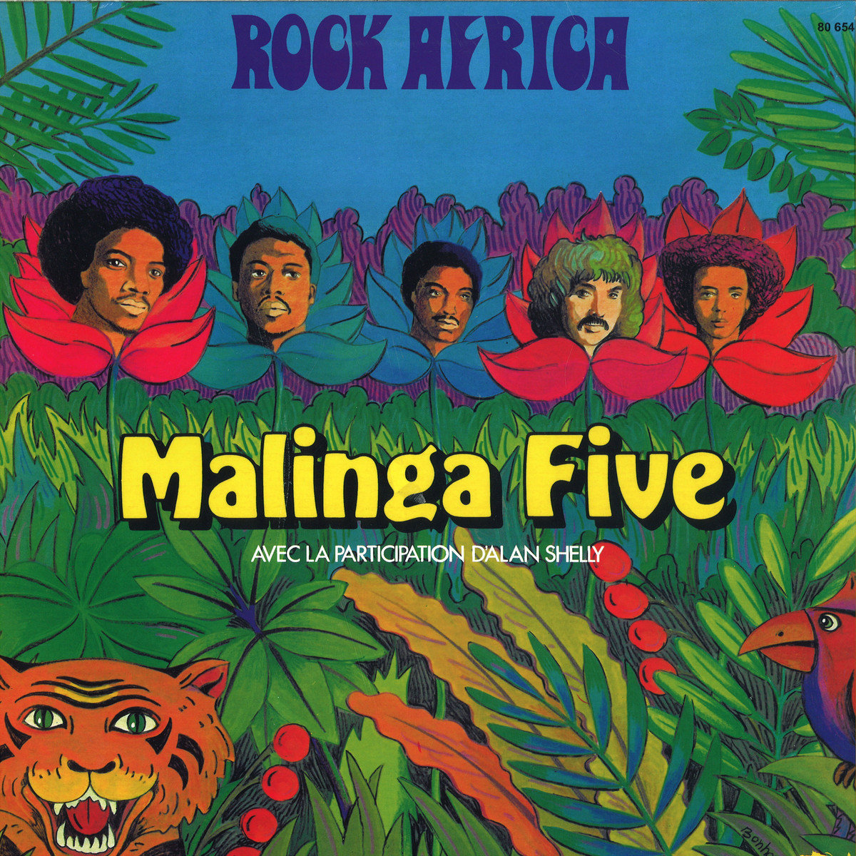 Malinga Five - Marie Thérèse / Kalimbo
