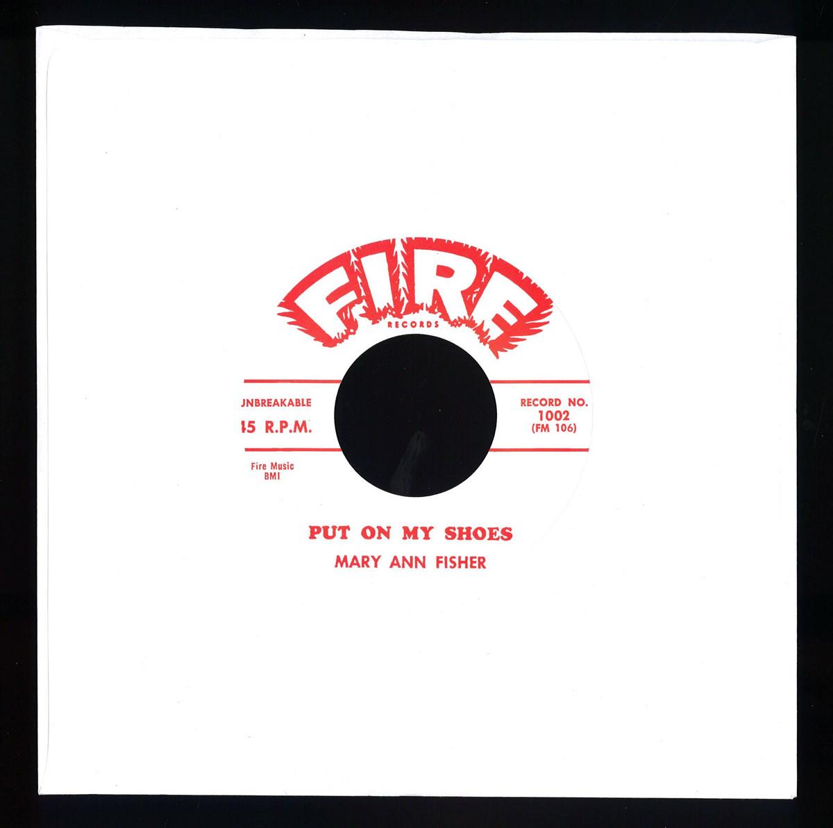 deejay de - Fire Records