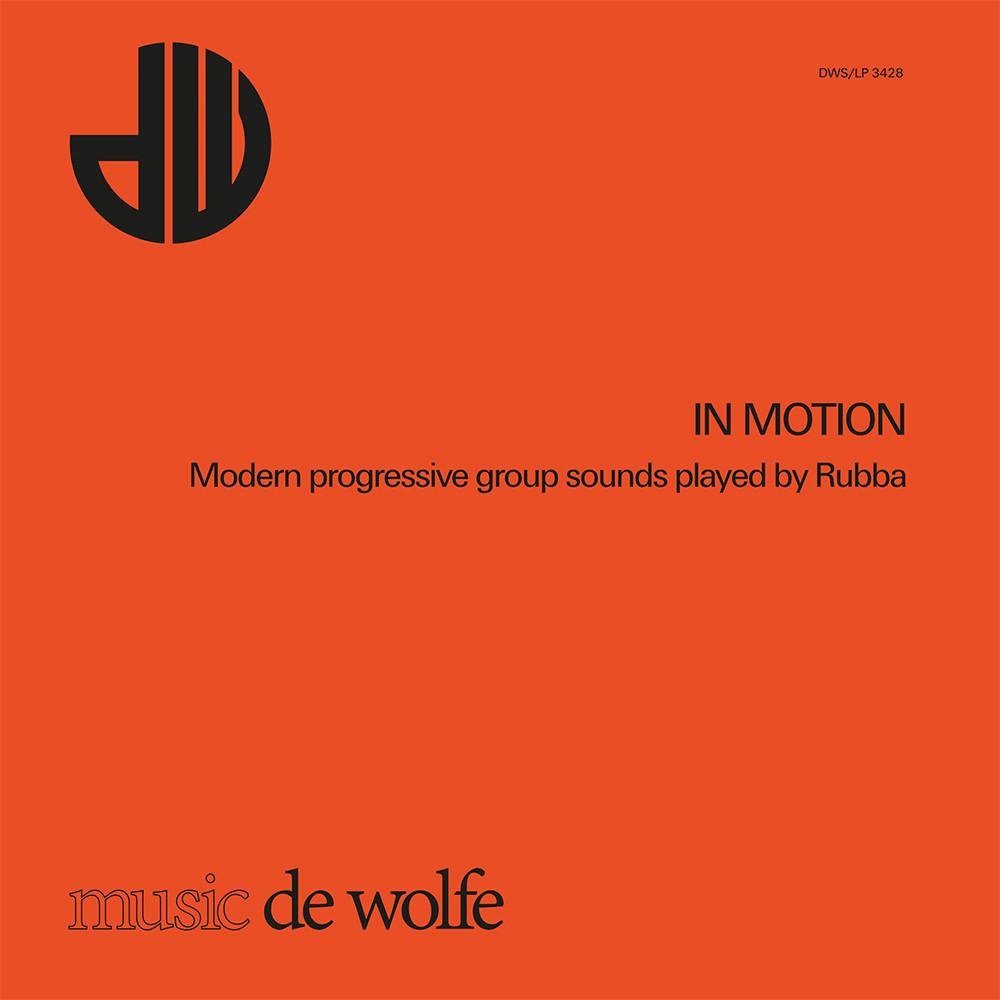 RUBBA - IN MOTION / Farfalla Records FR03LP - Vinyl