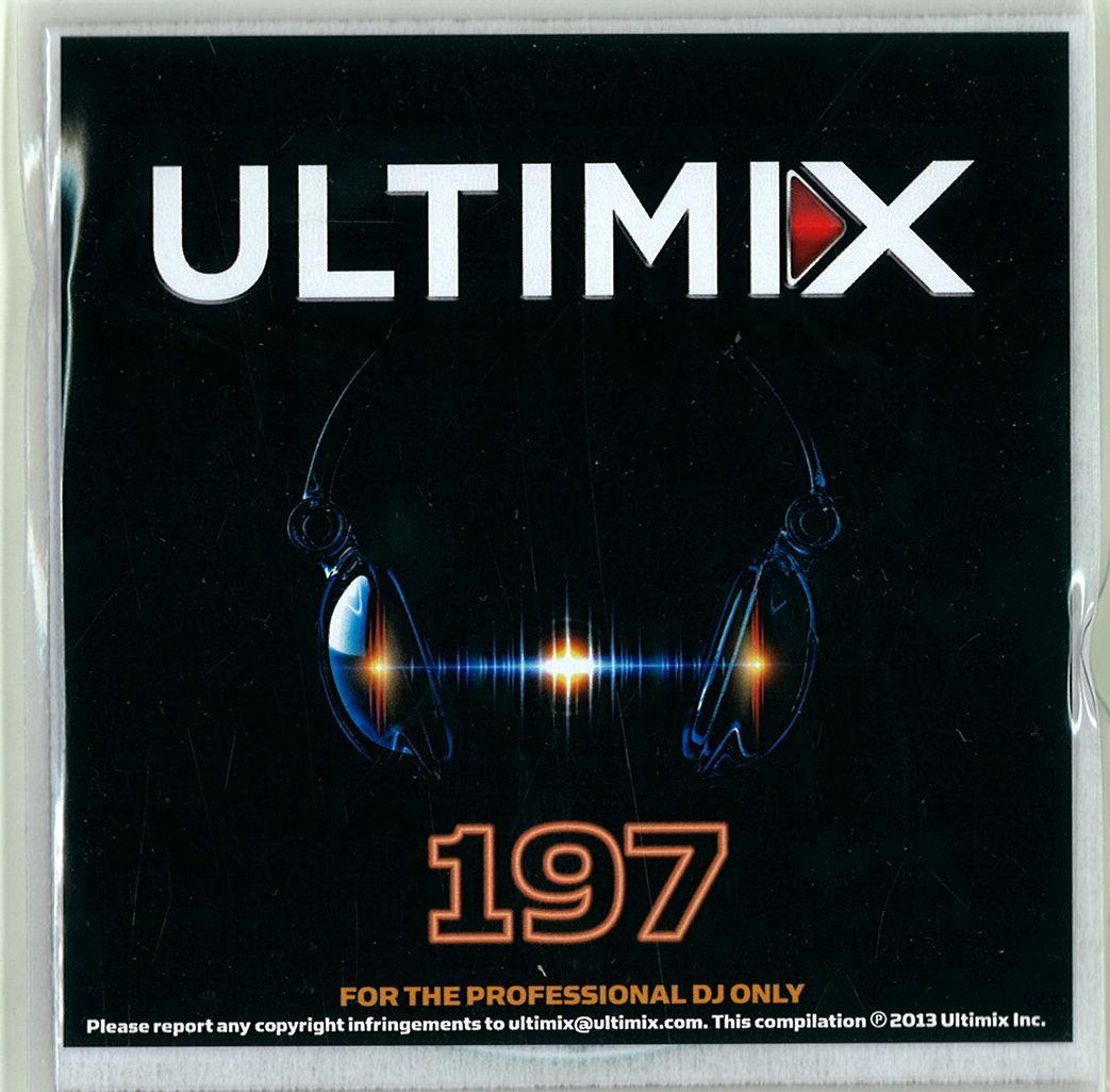 Ultimix - Volume 197 *cd* / Ultimix ULTM197CD - CD