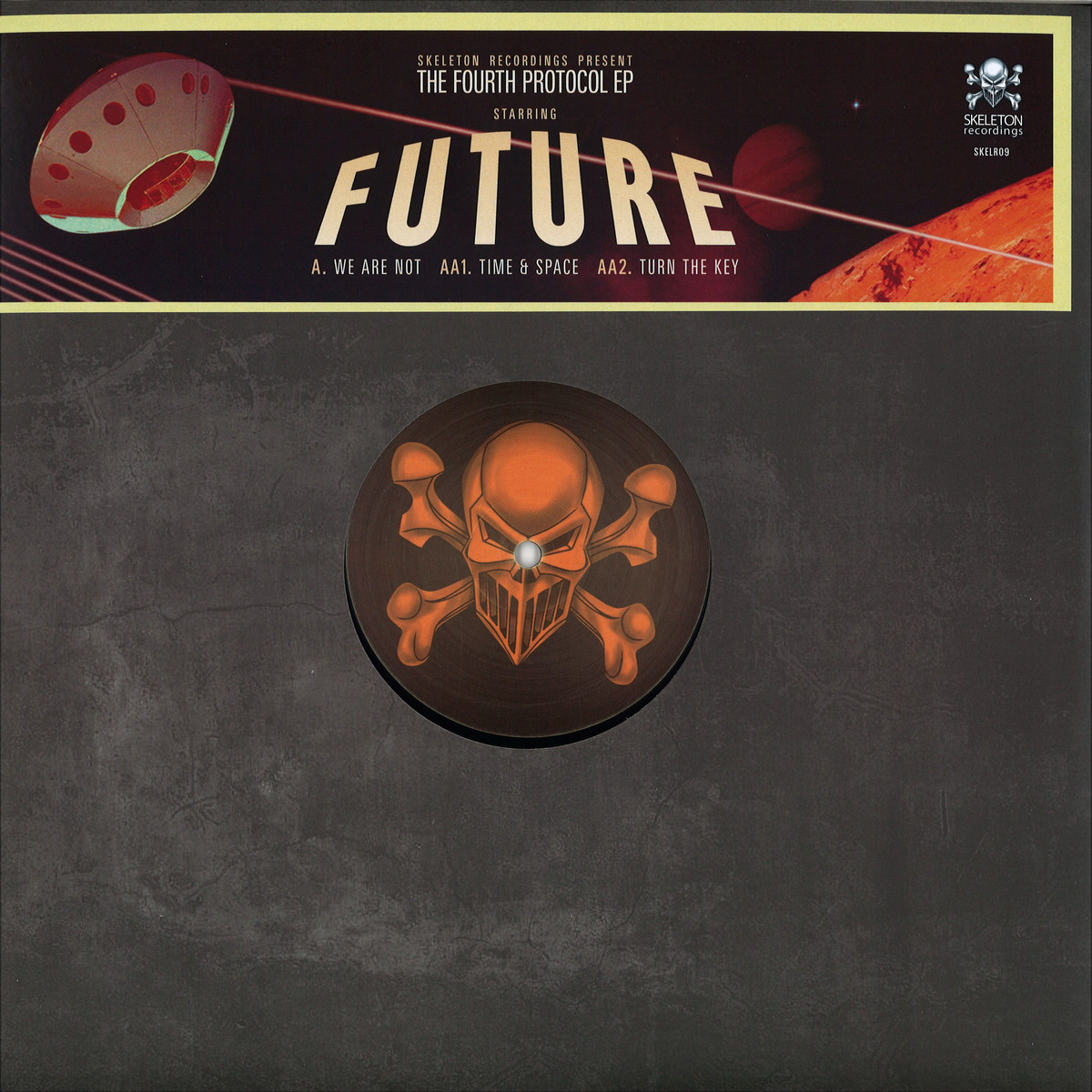 deejay de - Skeleton Recordings