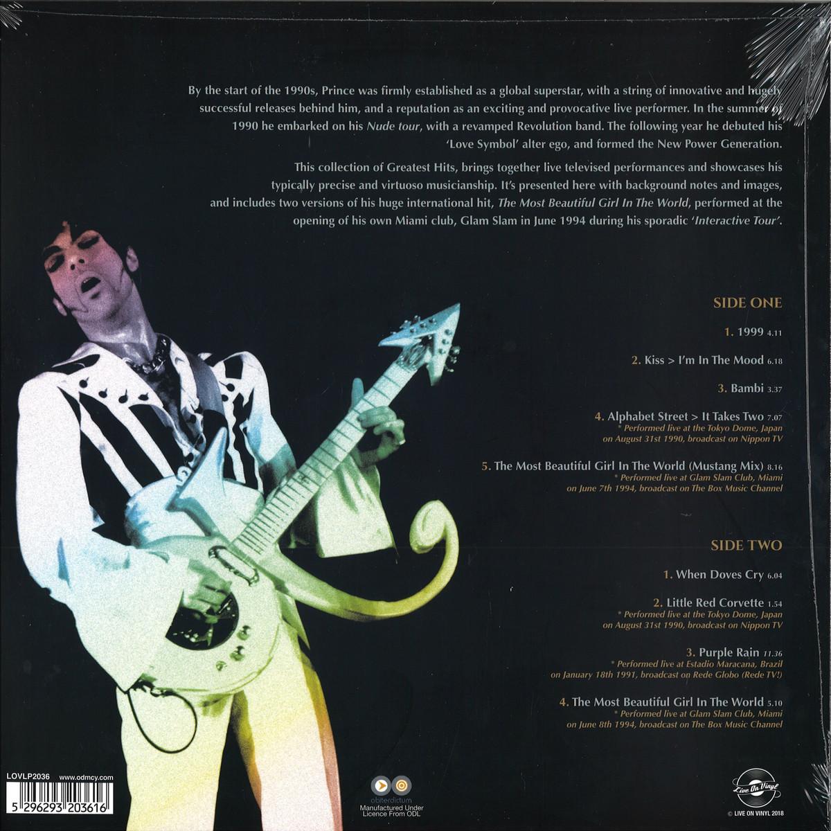 deejay de - Live On Vinyl
