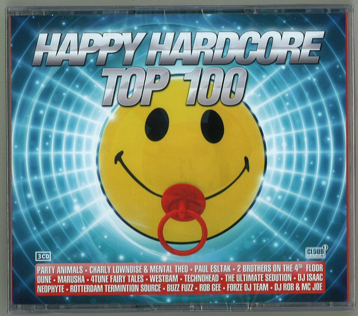 Happy Hardcore Top 15