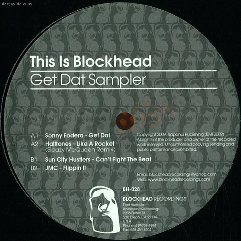 deejay de - Blockhead