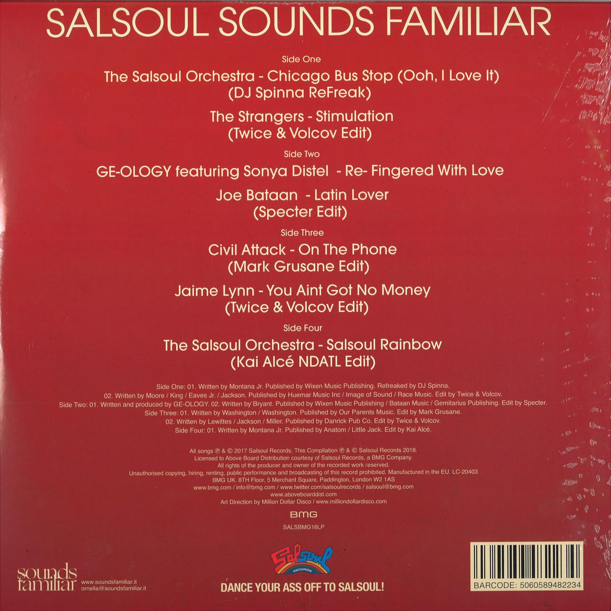 deejay de - Salsoul