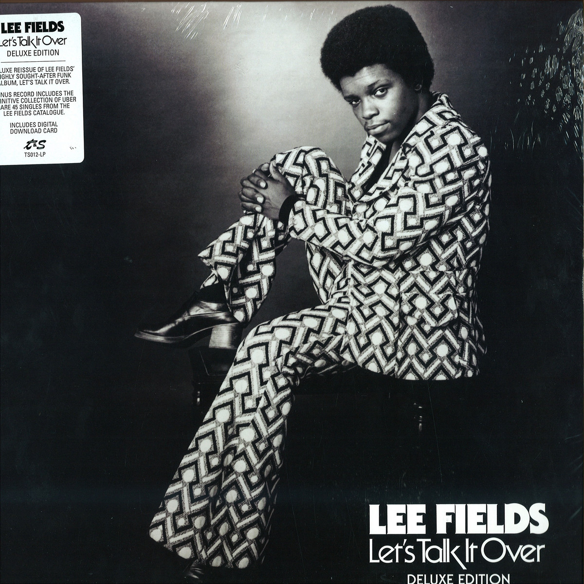 Lee Fields Lets Talk It Over Everybody Gonna Give Their Love Away
