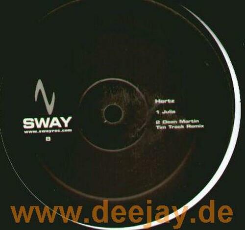 Hertz Julia Sway Sway008 Vinyl