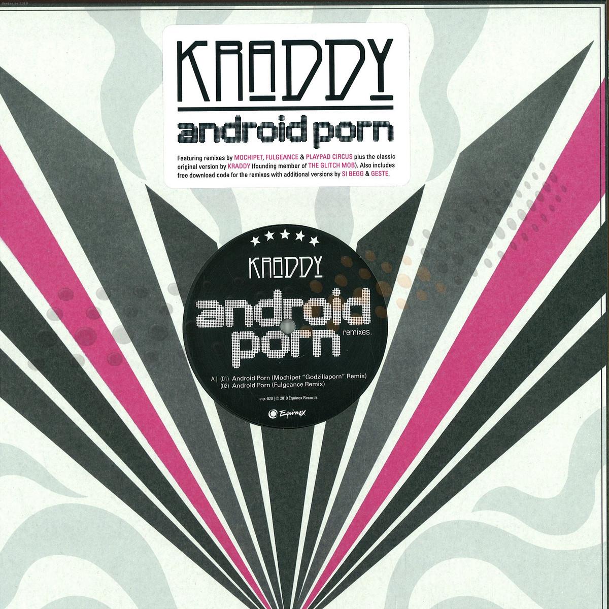 Слушай Kraddy - Android Porn (Geste Remix). Доступны бесплатные mp3.