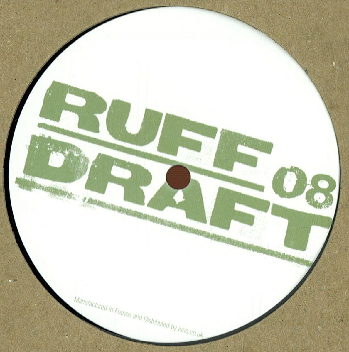 Cottam Ruff Draft 08 Ruff Draft Ruffdraft08 Vinyl