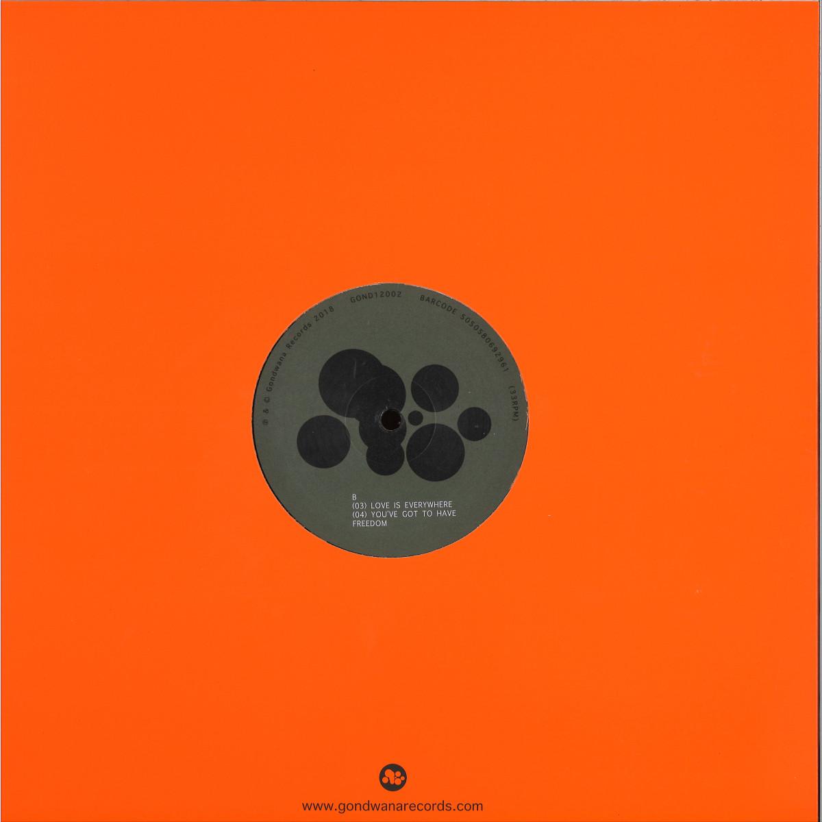 deejay de - Gondwana Records