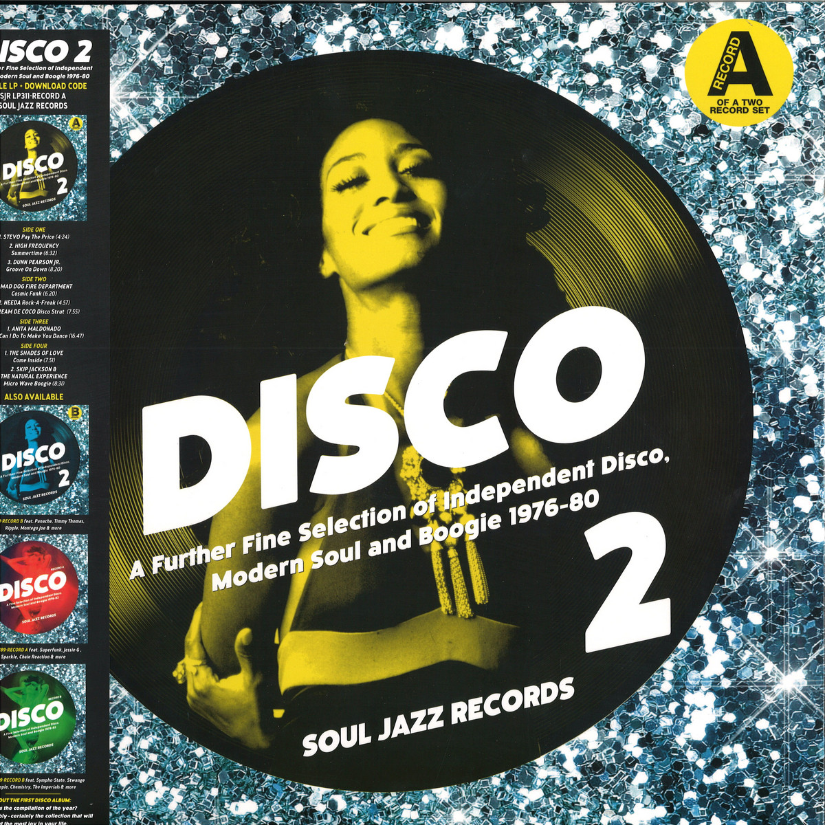 deejay de - Soul Jazz Records