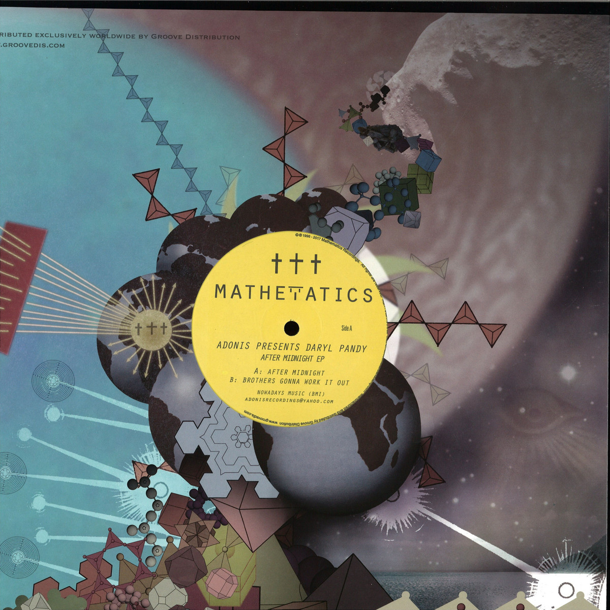 Adonis & Daryl Pandy - After Midnight (Mathematics)