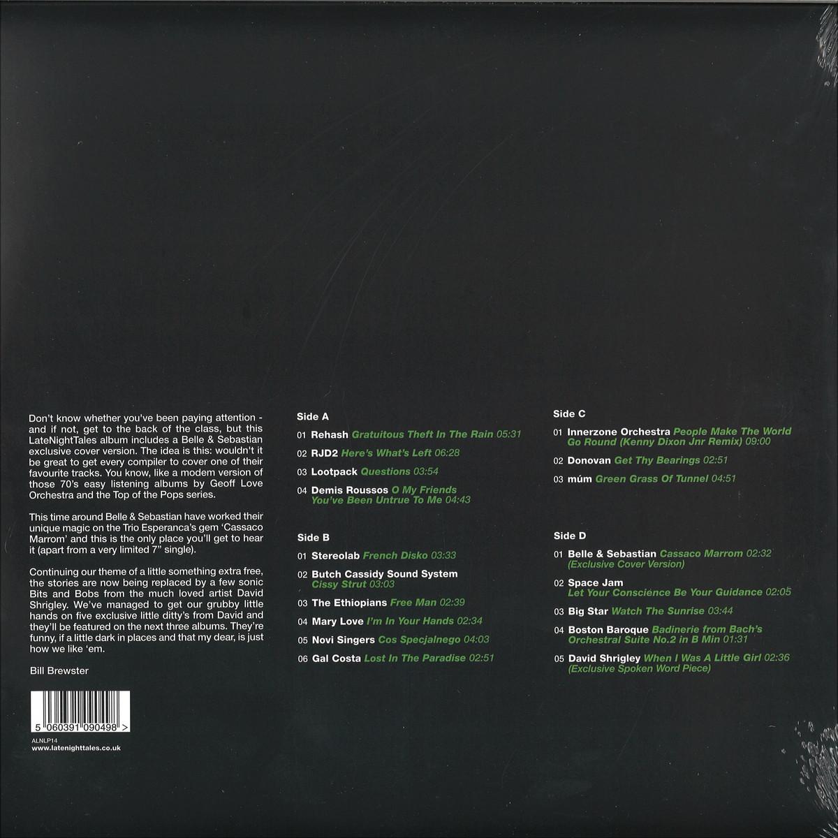 812fa899940ac2 deejay.de - LATE NIGHT TALES