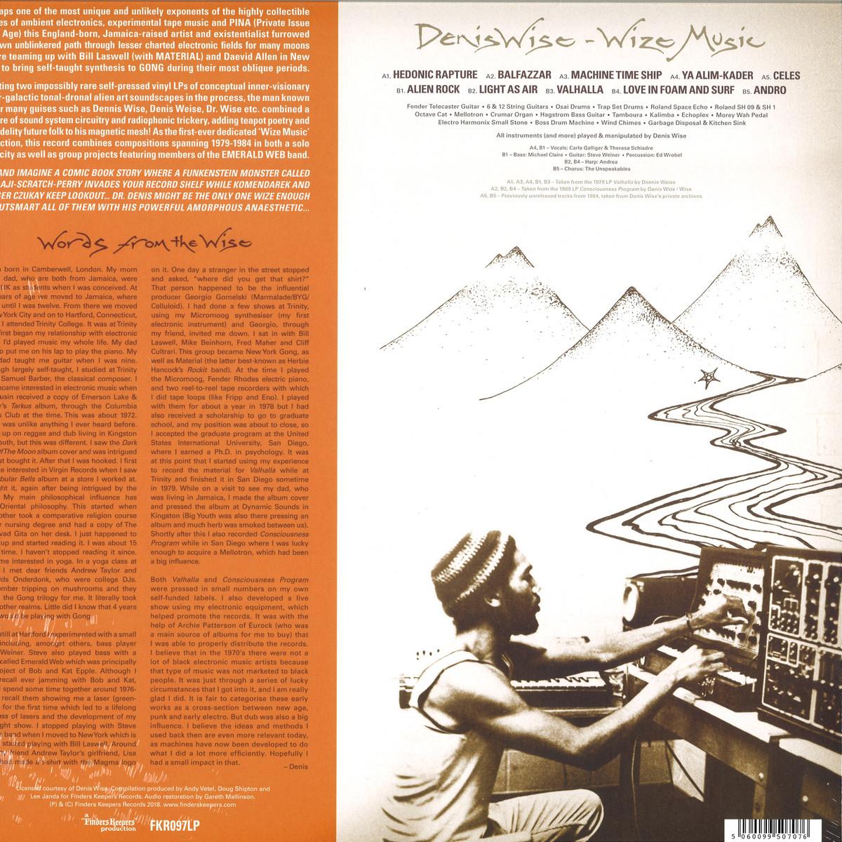 deejay de - Finders Keepers Records