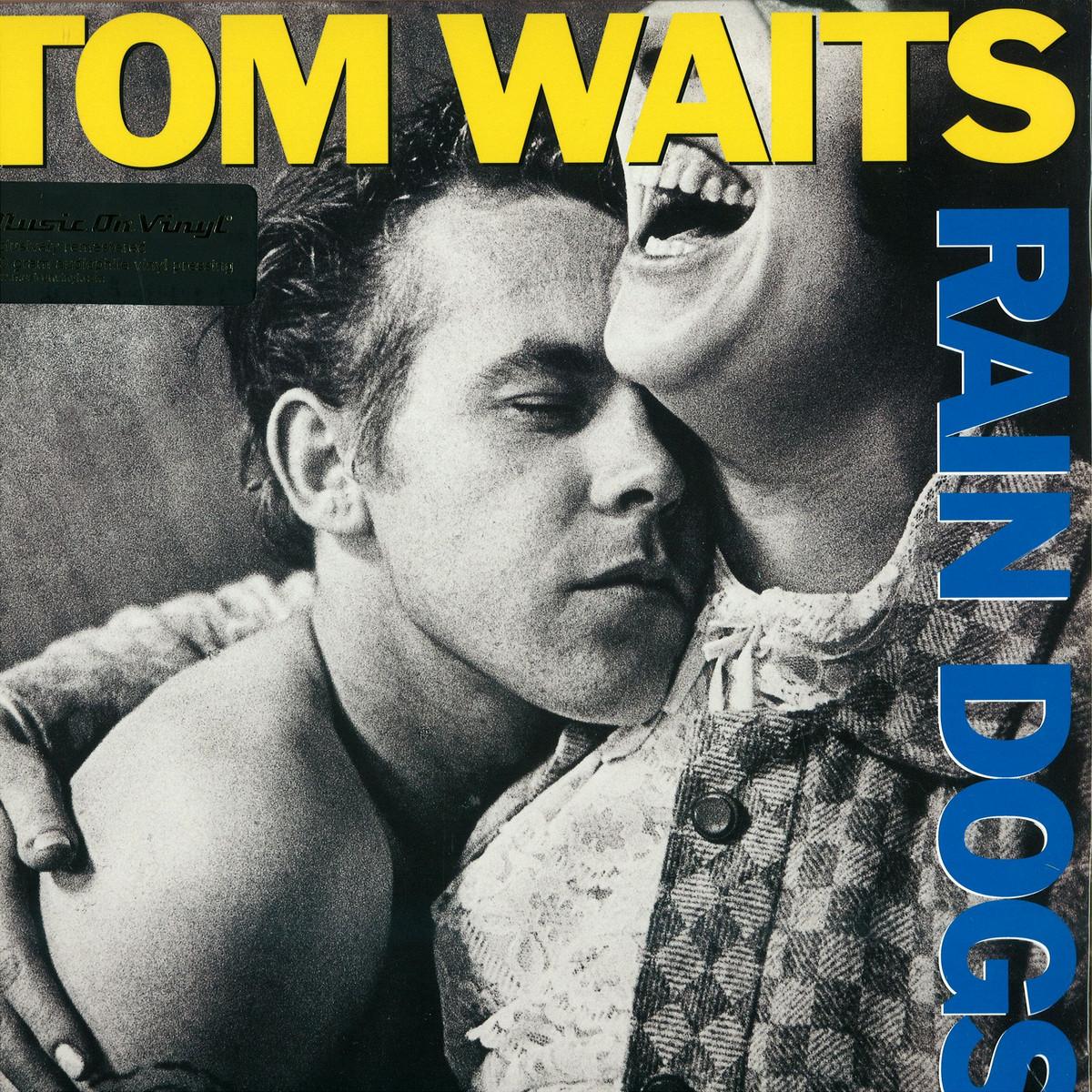 Tom Waits Rain Dogs Music On Vinyl Movlp393 Vinyl