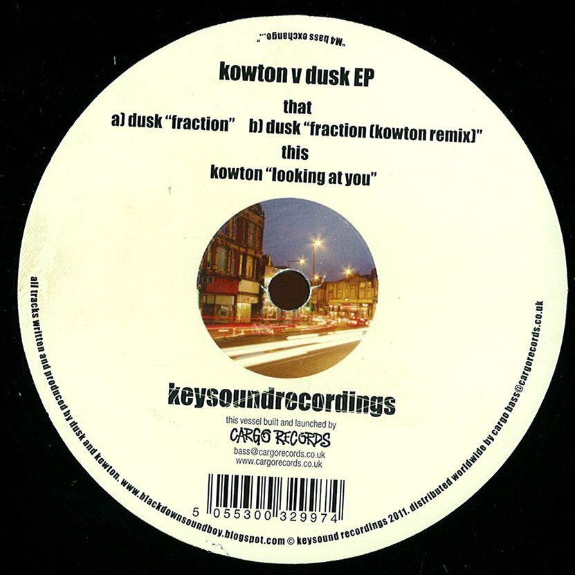 deejay de - KEYSOUND RECORDINGS