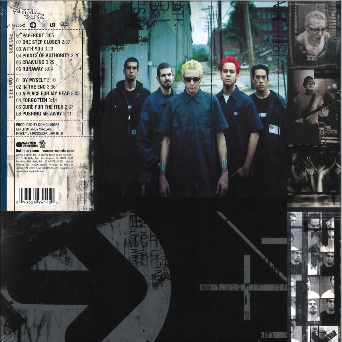Linkin Park - Hybrid Theory / Rhino 9362494142 - Vinyl