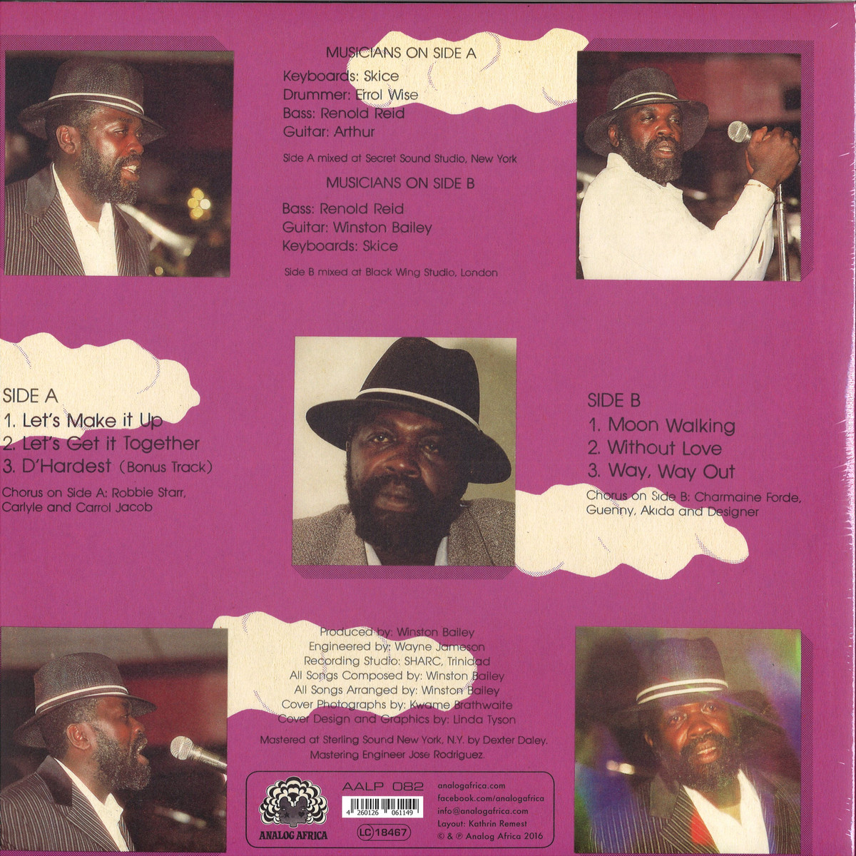 deejay de - Analog Africa