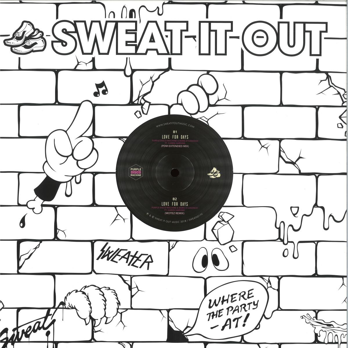 deejay de sweat it out Modern Mullet for Women