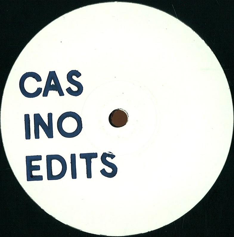 Casino Times - Edits # 1 / Casino Times CASINO001 - Vinyl