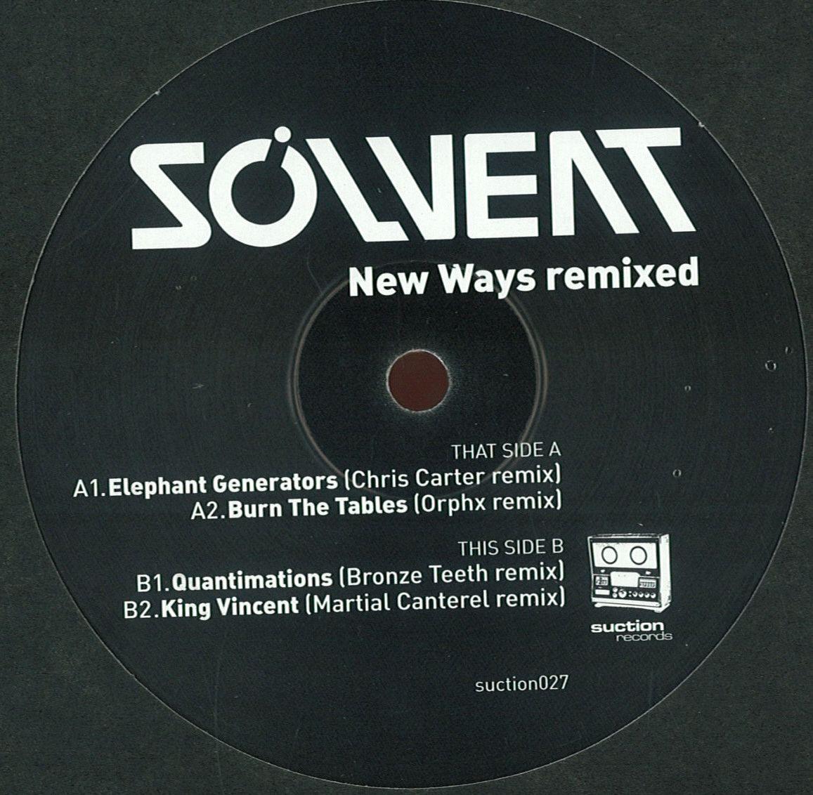 deejay de - Suction Records