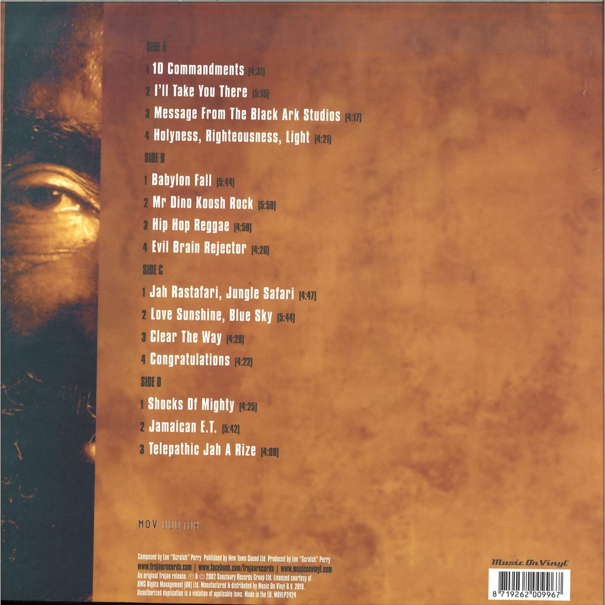 LEE 'SCRATCH' PERRY - JAMAICAN E T  / Music On Vinyl MOVLP2424C - Vinyl