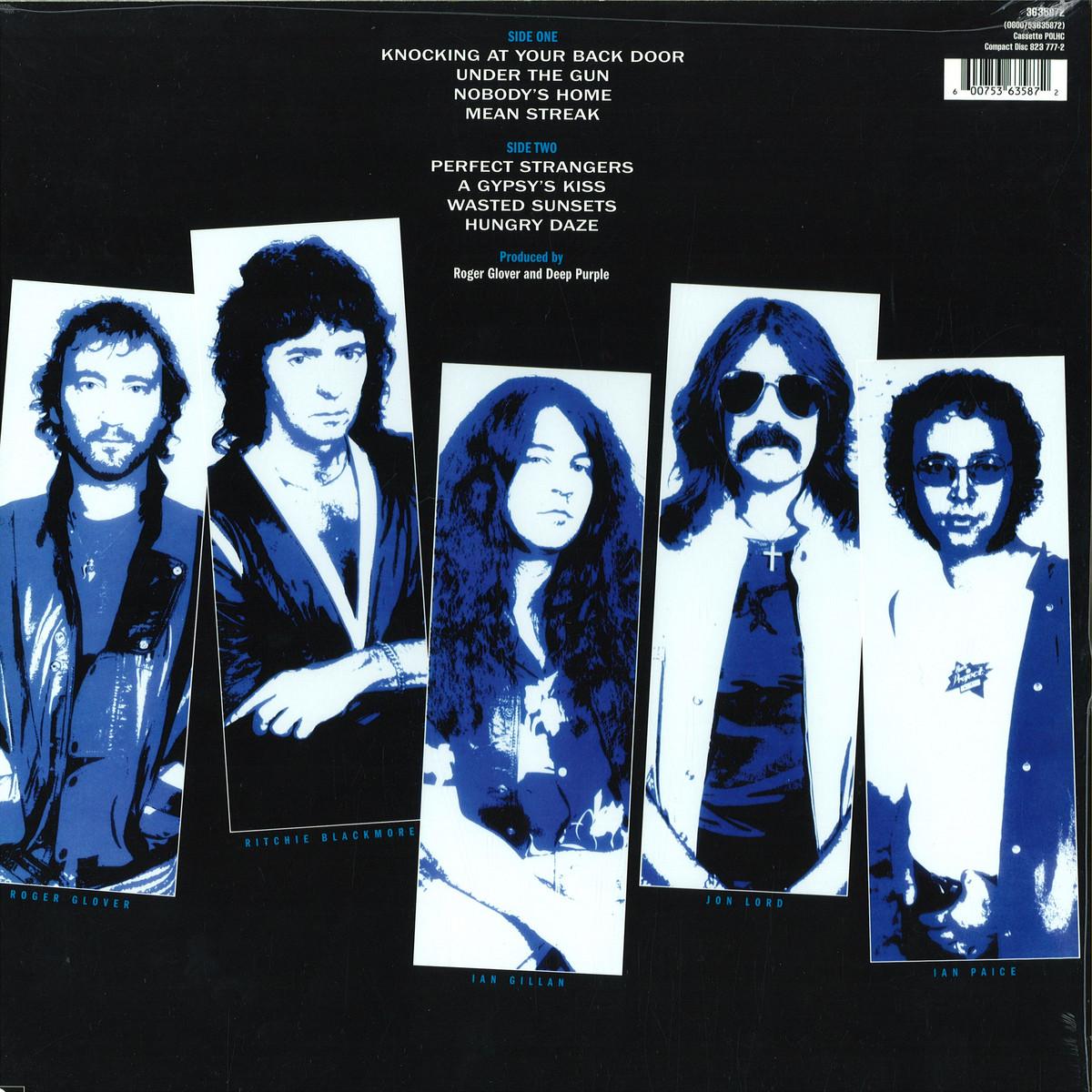 Deep Purple   Perfect Strangers / Polydor 20   Vinyl