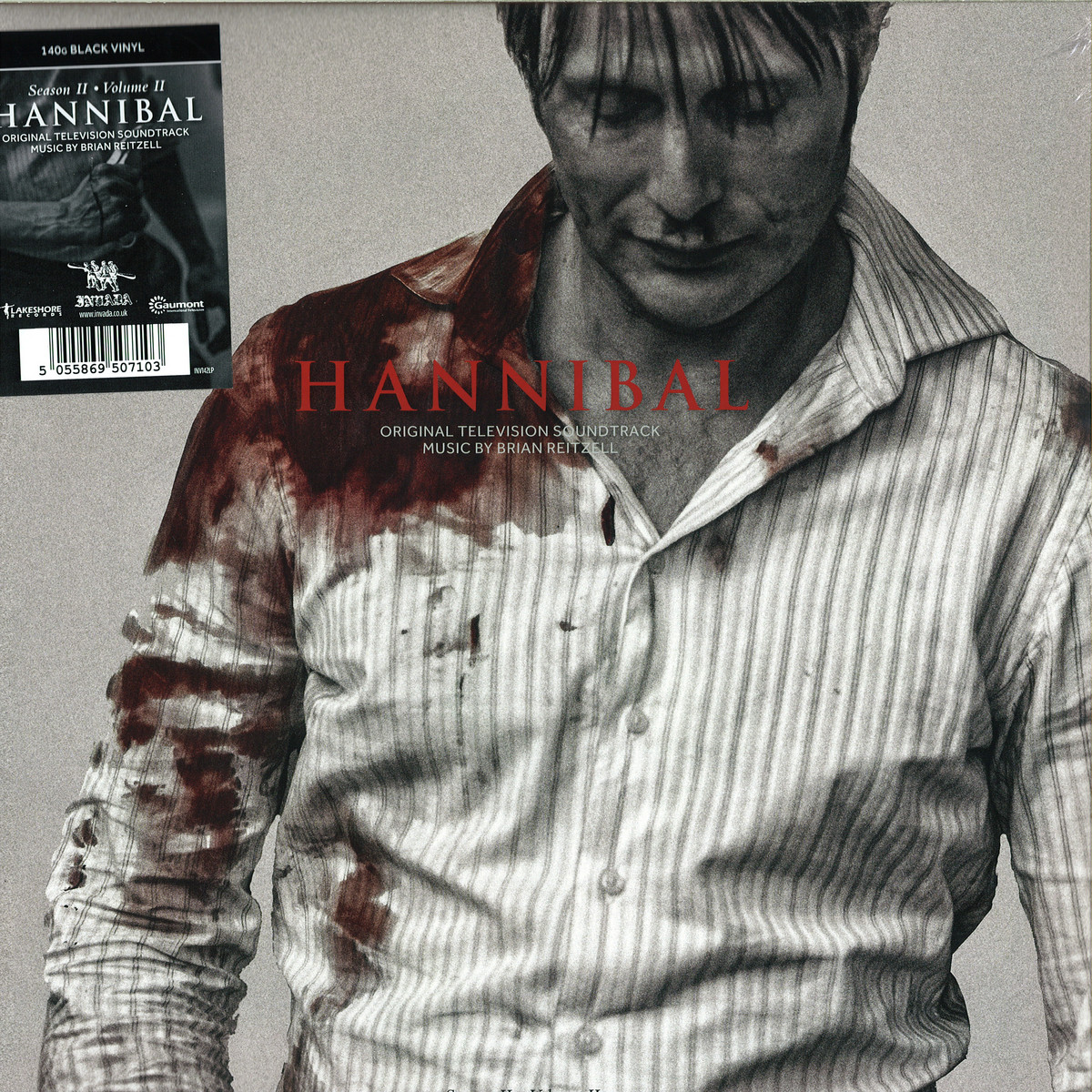 Brian Reitzel Hannibal Original Soundtrack Season 2
