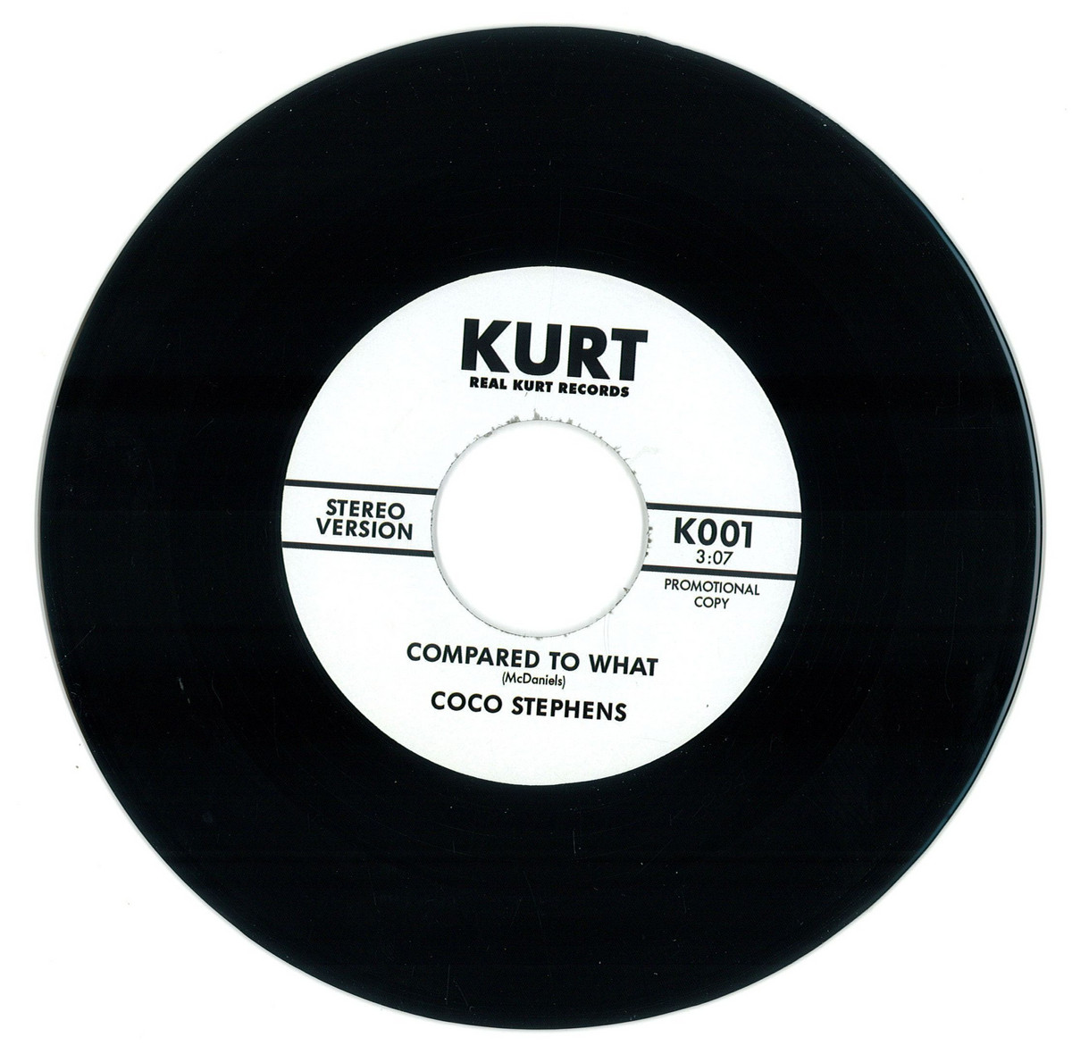 Coco Stephens Compared To What Stereo Version Kurt