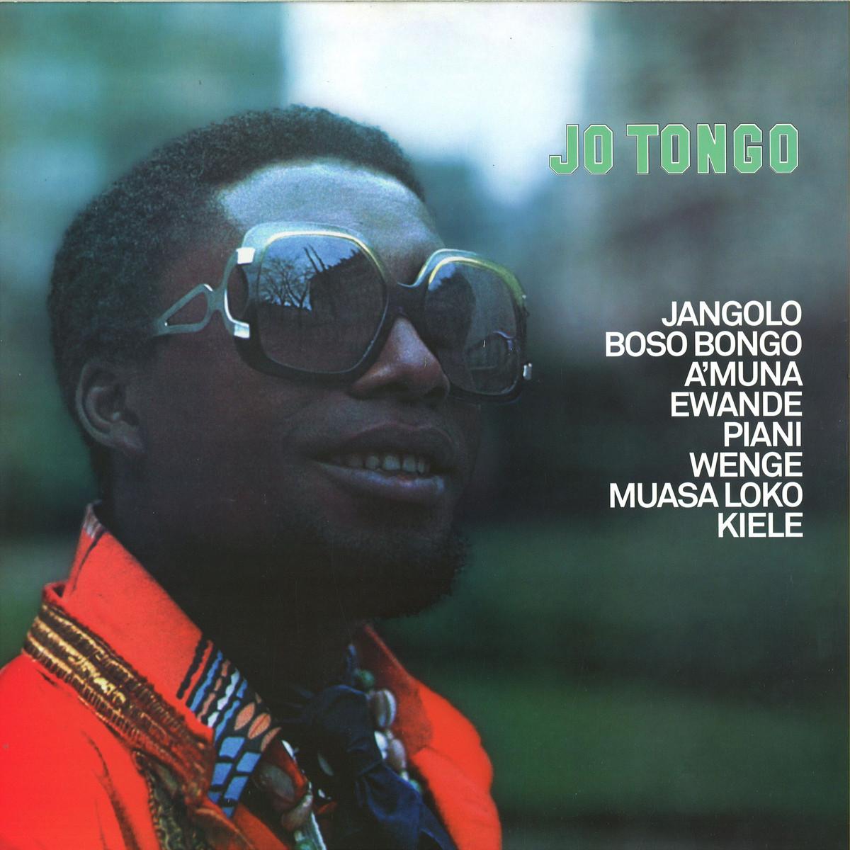 Jo Tongo - Jangolo