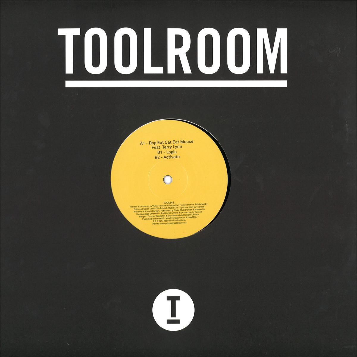 deejay de - Toolroom
