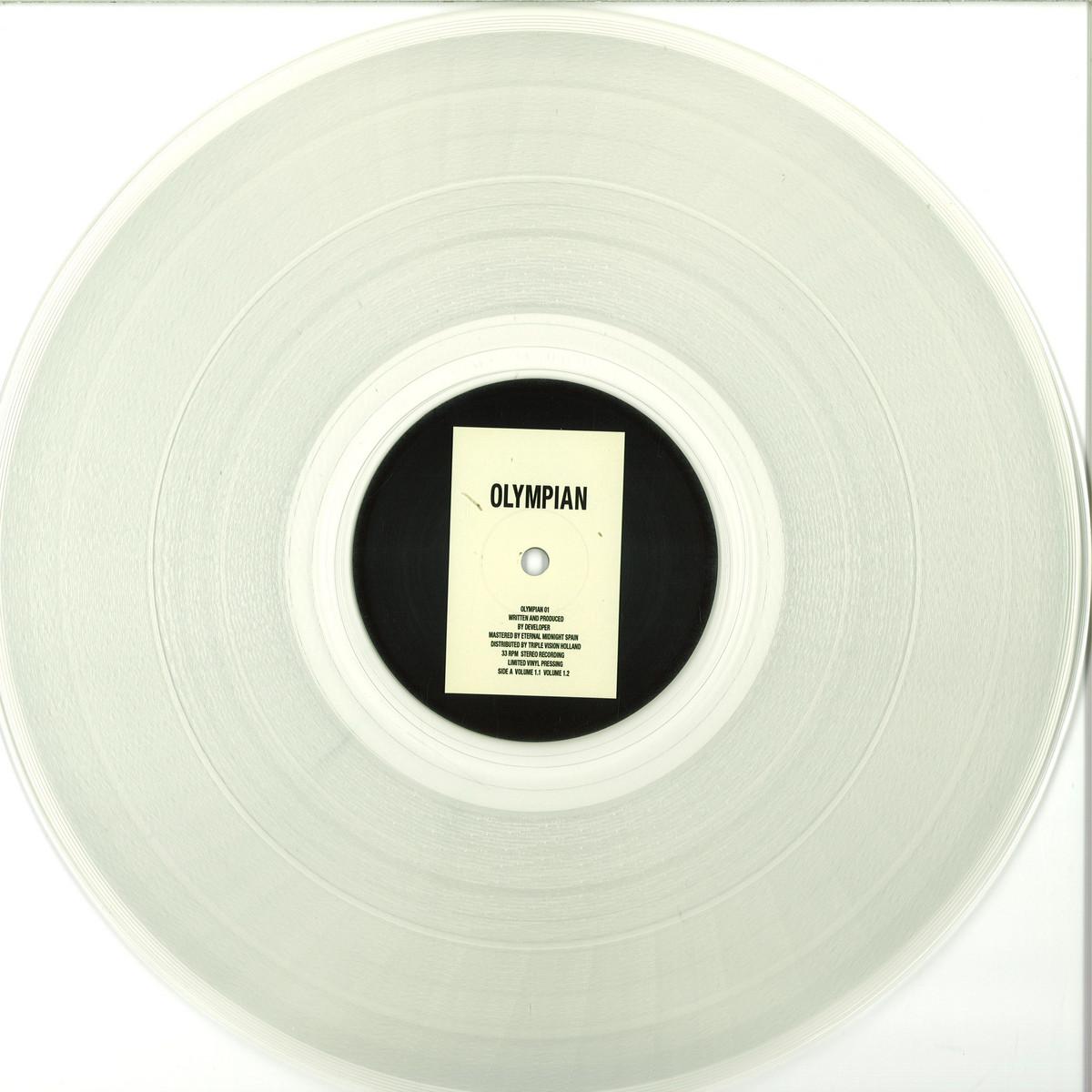 Developer Olympian 1 Olympian Olympian01 Vinyl